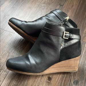 Dr. Scholl's Wedge Ankle Boots